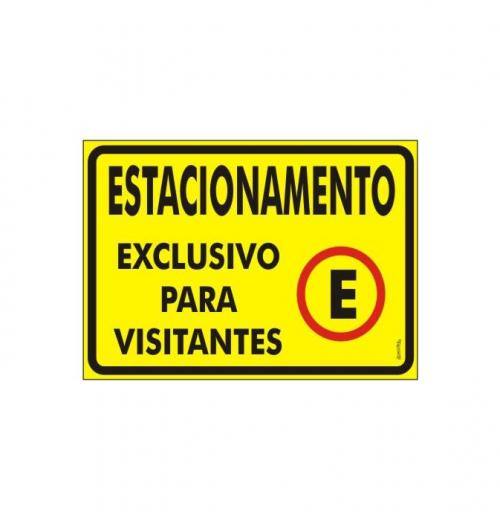 Estacionamento Exclusivo para Clientes PS-413