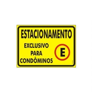 Estacionamento Exclusivo para Condôminos PS-412
